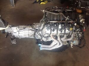 Holden L76 6 litre engine and 6 speed manual Dubbo Dubbo Area Preview