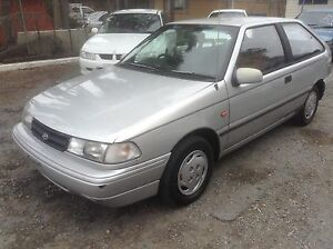 1994 Hyundai Excel automatic Hatchback Logan Central Logan Area Preview