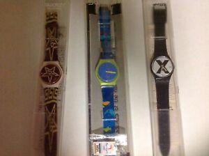 Swatch wrist watches quartz. Mascot Rockdale Area Preview