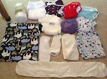Reusable nappies - NEVER BEEN USED Maryland Newcastle Area Preview