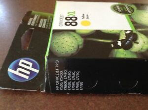 HP ink jet replacement cartridges