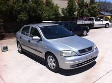 2001 Holden Astra CD AUTO 4 Cyl Hatch 3 Months Rego Granville Parramatta Area Preview