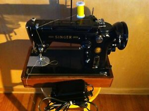 Singer 319 sewing machine