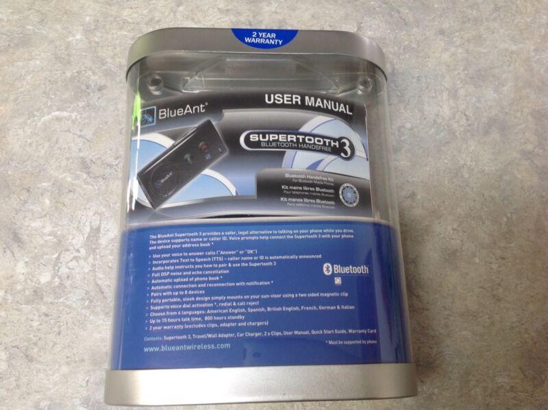 Blueant supertooth 3 car speaker | phone accessories | gumtree.