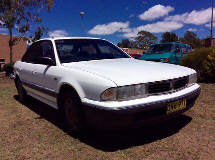 1995 Mitsubishi TS Magna 4 Cyl Auto Low KM's Perfect Condition