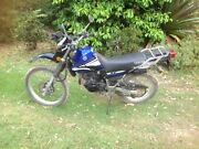 Yamaha xt 225 enduro!,,,,,,sold this bike is sold Mullumbimby Byron Area Preview