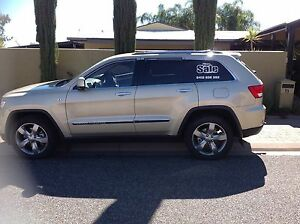 2012 Jeep Grand Cherokee Wagon Oaklands Park Marion Area Preview
