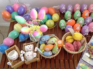 Heap of Easter Decorations some used - majority not. St Helens Park Campbelltown Area Preview