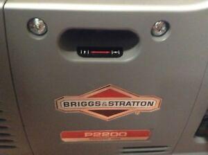 Briggs & Stratton P2200 Powersmart Inverter Generator (New)