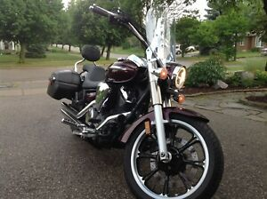 2009 Yamaha 950 V Star Tourer