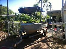 Tinny for sale with extras The Gardens Darwin City Preview