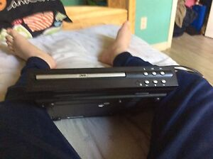 My sons selling his dvd player