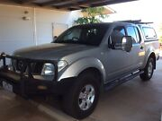 Nissan Navara D40  ST-X Dual Cab. Margate Redcliffe Area Preview