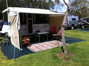 Jayco camping trailer Como South Perth Area Preview