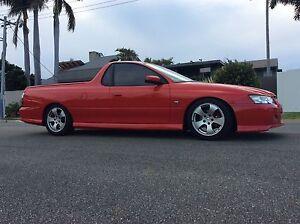 2006 Holden Commodore Ute MANUAL!! Molendinar Gold Coast City Preview