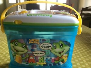 ****Leap Frog Letter Factory****