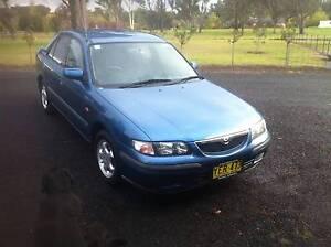 1998 Mazda 626 Sedan Fingal Bay Port Stephens Area Preview