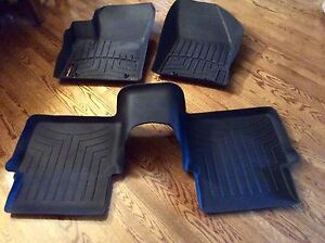 WeatherTech FloorLiner DigitalFit Car Mats