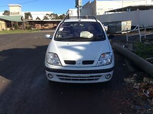 2003 Renault Scenic WRECKING Broadmeadows Hume Area Preview