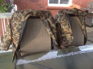 Mustang floater coats