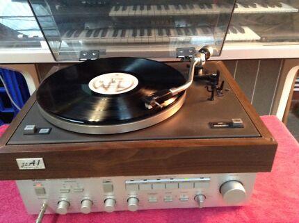 PREMIUM VINTAGE STEREO - COMPLETE UNIT - CLASSIC AUDIO