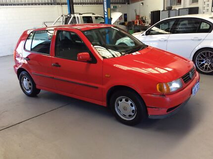 1997 Volkswagen Polo Hatchback