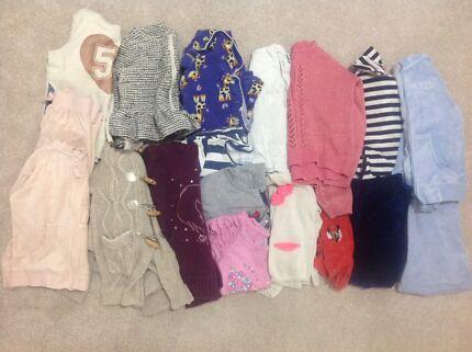 Girls Size 4 Clothing Bundle $12 Lot
