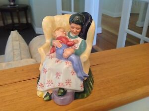 Royal Doulton Figurines x 5.  All Genuine English Pieces Southern River Gosnells Area Preview