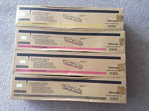 Colour Printer Cartridges Xerox Phaser 6200 Chatswood Willoughby Area Preview