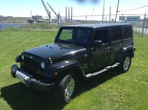 2009 Jeep Wrangler Unlimited - Sahara