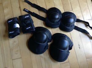 BAUER PROTECTION BODY GEAR *USED ONE TIME ONLY* YOUTH LARGE
