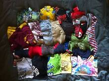 Boys clothing bundle size 4  - 31+ item Strathpine Pine Rivers Area Preview