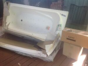 Spa bath complete with pump gear. Never been used Adelaide CBD Adelaide City Preview