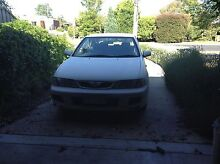 1998 Nissan Pulsar Hatchback Ballarat Central Ballarat City Preview
