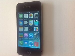 iPhone 4 black Maylands Bayswater Area Preview