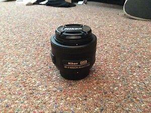 Nikon AF-S DX Nikkor 35mm f/1.8G Lens Barwon Heads Outer Geelong Preview