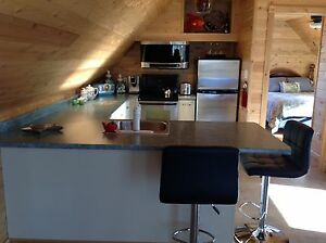 WATERFRONT  LOFT ONE BEDROOM APARTMENT