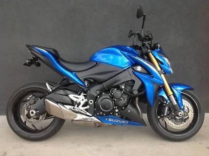 2016 Suzuki GSX-S1000 Penrith Penrith Area Preview