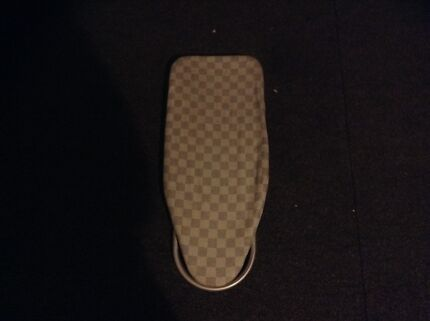 Small portable iron board ideal for home or caravan.