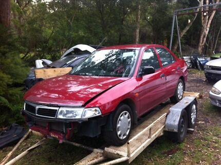 Mitsubishi Lancer Medowie Port Stephens Area Preview