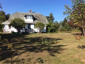 House for sale Campobello Island N.B.