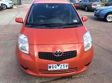 2008 Toyota Yaris rus h auto 5 dr Hatchback Ferntree Gully Knox Area Preview