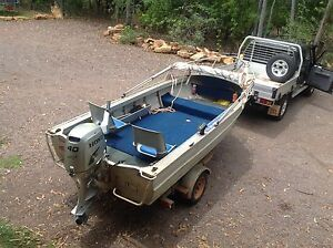 Custom boat ready for the runoff Darwin CBD Darwin City Preview