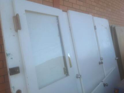 Steel Door 900mm Complete with frame Hillston Carrathool Area Preview