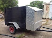 Trailer Enclosed and  Insulated 6x4x4 Salisbury Area Preview