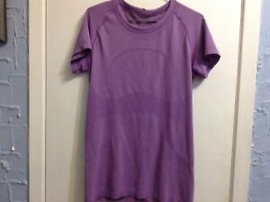 Lululemon Swiftly Teck short sleeve size 10