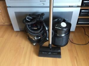 Filter Queen brand vacuum and air cleaner