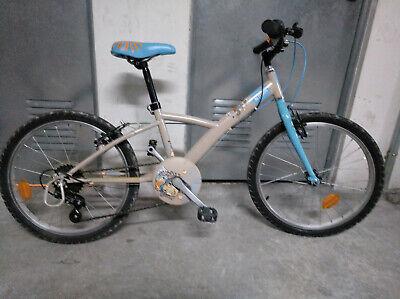 BTWIN bicicleta de niños - 16 pulgadas para 4-6 años. Incluye ruedines.