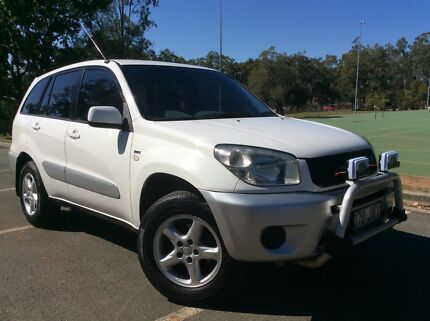 2005 Toyota RAV4 Wagon Eight Mile Plains Brisbane South West Preview