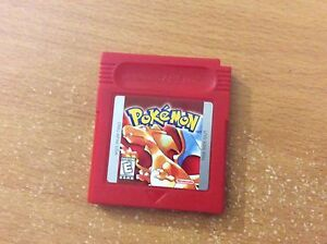 Pokemon Red GBA